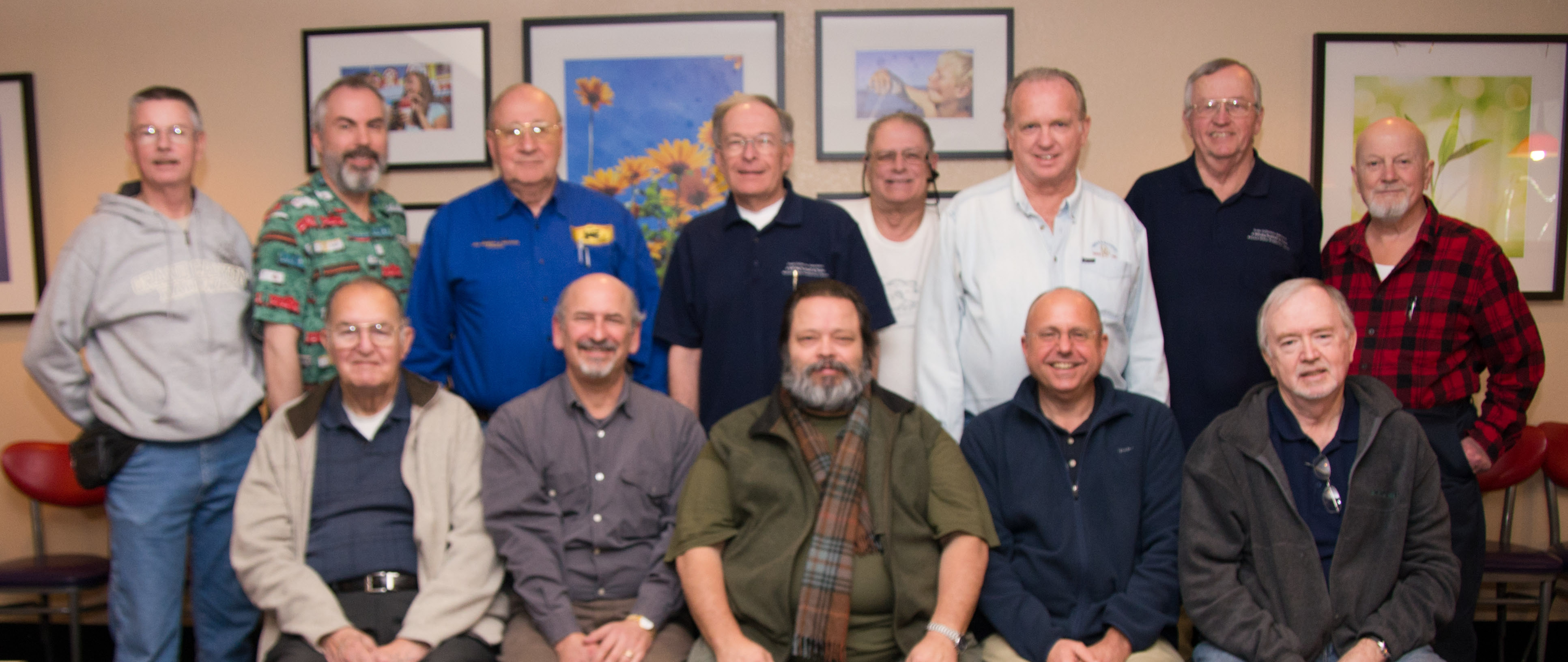 2011-13 Western Division Board of Directors
