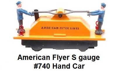 American Flyer Trains on