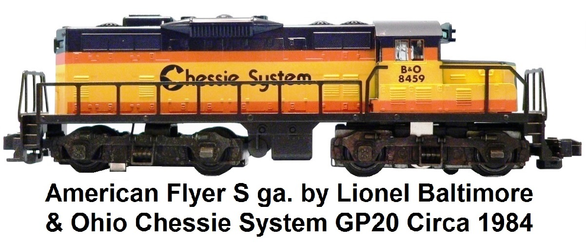 American Flyer Trains – Lionel Gp20 Wiring Schematics Engine