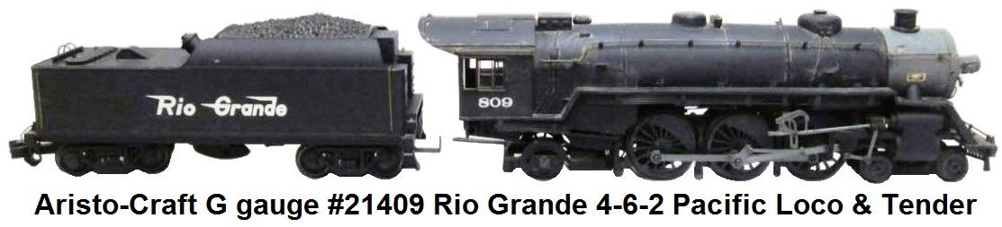 Aristo-Craft Trains on
