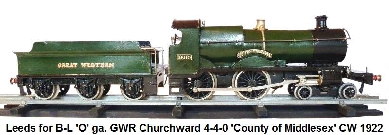 Bassett-Lowke Trains