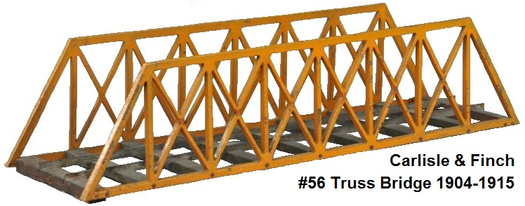 Carlisle & Finch #56 Truss Bridge 1904-1915
