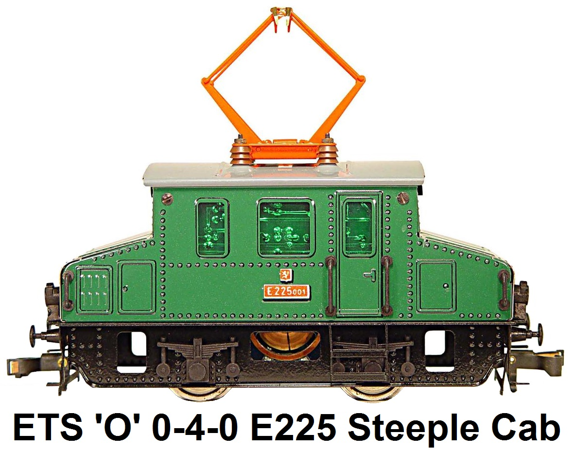 Electric Train Systems (ETS)