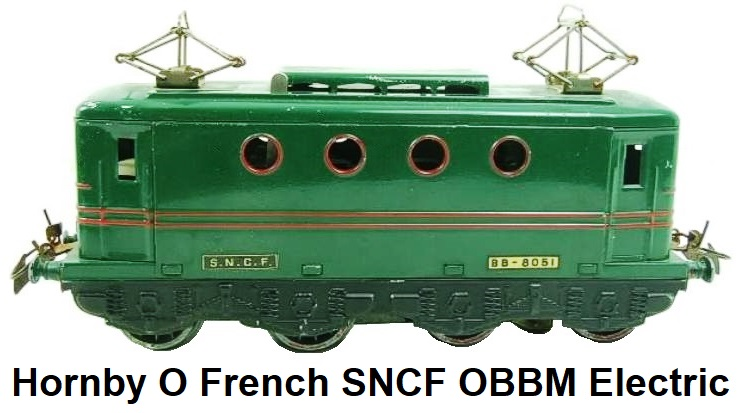 hornby america trains