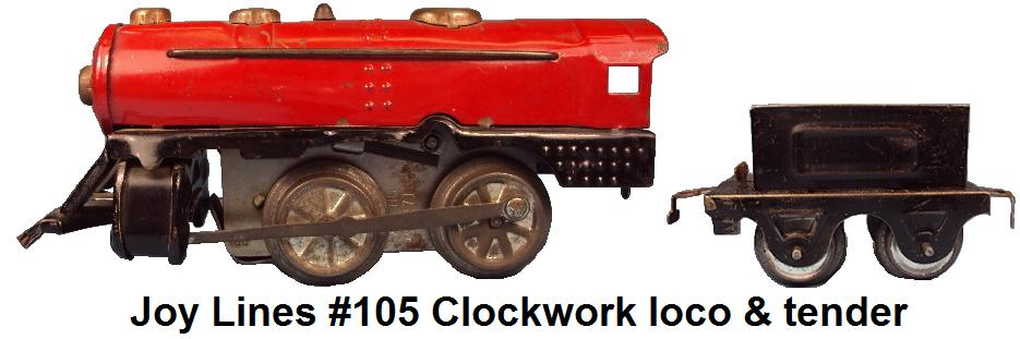 Plan Toys Train Joys : Vintage antique red wind up railroad train toy with car
