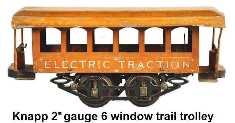 Knapp Trains
