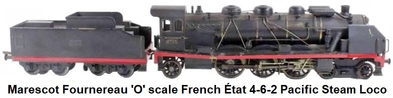 France 2 trains metal couplings
