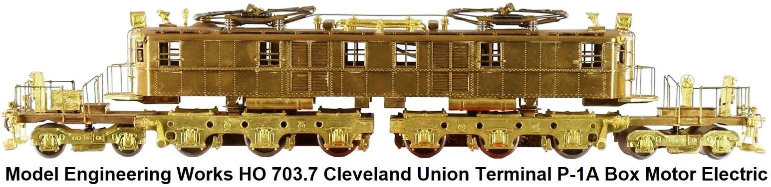 Model Engineering Works Trains