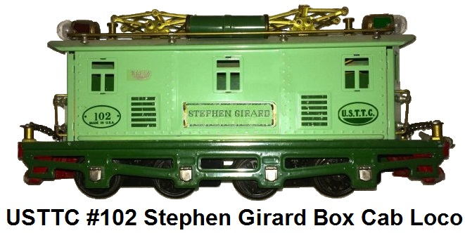 United States Toy Train Company