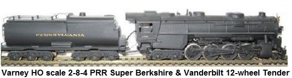 Varney Trains
